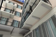 COMPLESSO RESIDENZIALE A GALLARATE