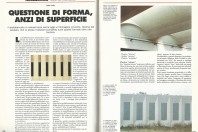 QUESTIONE DI FORMA, ANZI DI SUPERFICIE