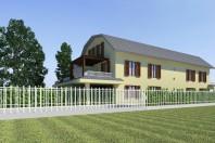 Ristrutturazione con ampliamento  villa unifamiliare