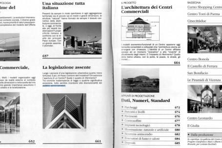 L'ARCHITETTURA DEI CENTRI COMMERCIALI