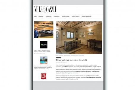 VILLE&CASALI ON LINE